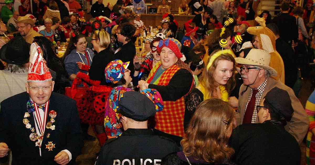 Kölner Karnevalsband