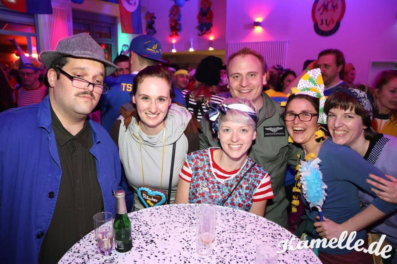 After Zoch Party Köln